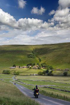 North Yorkshire, England by Stephen Laverack