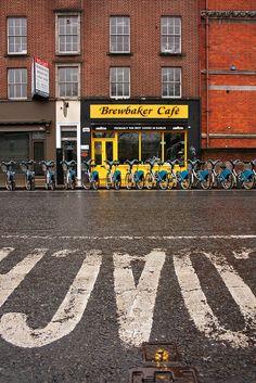 Street view: #Dublin's street by Natalia Romay, via Flickr