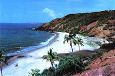 It is near by the Chapora fort, the USP of this beach is the Albuquerque Mansion built in 1920. Anjuna beach is always crowded by fun loving people.