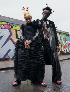 In the cover story for The Creativity Issue, Tim Walker captures the electric energy of bright young things Adwoa, Slick, King, Leo and Elliott, against the distinct, unique backdrop of east London.