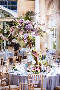 Enchanted forest wedding theme