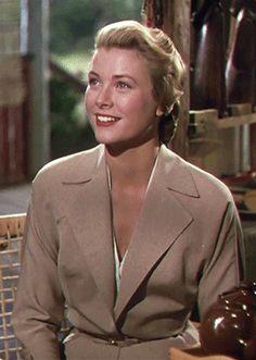 """roseydoux: """"Grace Kelly in Mogambo (1953) """""""