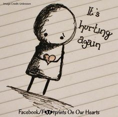 19 New Ideas for quotes love hurts feelings grief Broken Heart Drawings, Broken Heart Quotes, Broken Heart Pictures, Broken Heart Art, My Heart Hurts Quotes, Cute Heart Drawings, I'm Broken, Sad Drawings, Drawing Sketches