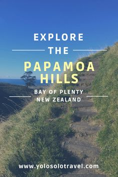 Explore the Papamoa Hills in the Bay of Plenty, New Zealand #papamoa #bayofplenty #newzealand