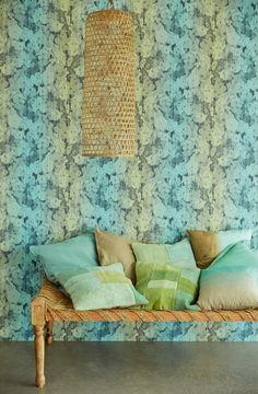 Eijffinger Bloom 340071 Behang bij Behangwebshop