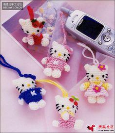 PRECIOUS FINDINGS: Hello mini Kitties! ♥LCPF♥ with diagram.