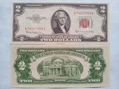 Shop Mua Bán Trao Đổi 2 USD 1953 May Mắn|Tiền lì xì tết 2016