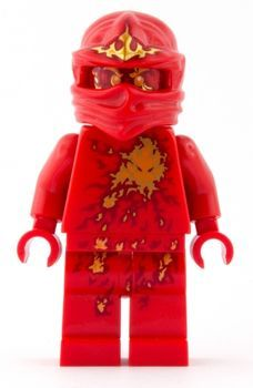 Kai NRG LEGO Ninjago Minifigure