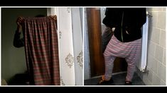 DIY TUTORIAL - Turn your skirt in a harem pants! Trasforma la tua gonna ... Harem Jeans, Sewing Clothes, Diy Tutorial, Wardrobe Rack, Costumes, Skirts, Pants, Facebook, Aladdin