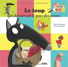 (Auzou) The Wolf is determined to find someone to help him and starts his search in the forest where he encounters . Three Little Pigs, Little Red Riding Hood, a witch! Is this forest enchanted? THE WOLF WHO VISITED FAIRY TALES Splat Le Chat, Funny Stories To Tell, Eugene Ionesco, Terry Goodkind, Famous Fairies, Little Pigs, Book Making, Free Reading, Fairy Tales