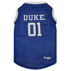 Duke Blue Devils Pet Jersey
