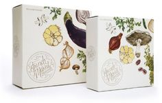typographic packaging - Google Search illustrative style  hand lettered script
