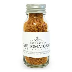 Cape Tomato Salt is the perfect addition to soups, stews, sauces, dressings and salads to add flavour. It's a delicious blend of organic tomato and hand harvest Good Find, Dressings, Stew, Sauces, Harvest, Cape, Herbs, Organic, Cooking