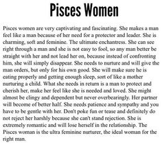 alannaboo13:  Pisces Season is coming up! :)  Where are my pisces women at? :)♓