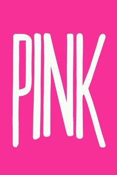 PINK by Victoria's Secret dog logo Fashion Passion