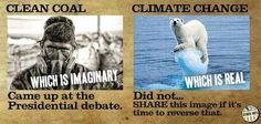 Clean Coal vs Climate Change