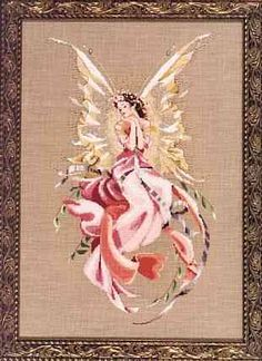 Titania, Queen of the Fairies by Mirabilia - Cross Stitch Kits & Patterns