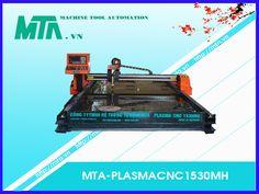 Bán Máy Cắt Plasma CNC Chất Lượng Cao, Chính Hãng, Giá Rẻ: Máy cắt Plasma CNC 1530MH