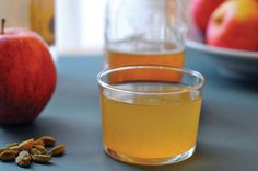 Apple-Cardamom Shrub | Relish.com