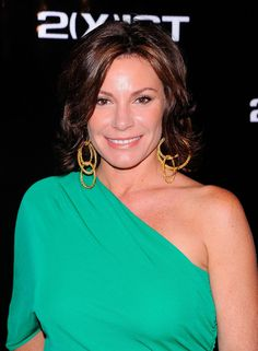 LuAnn de Lesseps Medium Layered Cut