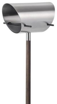 BOREA Bird Feeder by Blomus - modern - bird feeders - Lumens