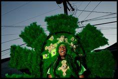 Mardi Gras, Treme, New Orleans