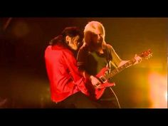 This Is It - Beat It (Solo) - Michael Jackson & Orianthi - YouTube