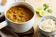The secret to Balinese cuisine is in the sauce and this curry is no exception with flavours of fennel, ginger, peanuts and more. Indian Food Recipes, Asian Recipes, Ethnic Recipes, Healthy Recipes, Balinese Recipe, Coles Recipe, Indonesian Food, Indonesian Recipes, Aussie Food