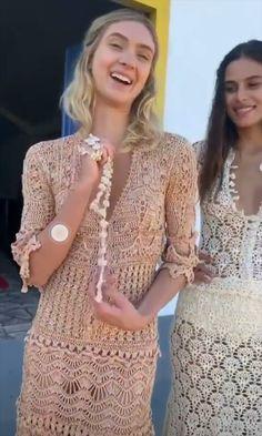 Vanessa Montoro, Lace Skirt, Crochet, Skirts, Tops, Women, Fashion, Crochet Dresses, Moda