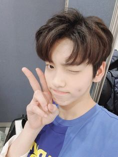 It's Soobin! The cheering sound is too loud today and I had a smile while I'm dancing. ㅜ ㅜ ㅜ Our fans are the best. I am looking forward to the fan signing for the first time tomorrow! Kpop, Rapper, I Live You, The Dream, Fandom, Dimples, Listening To Music, South Korean Boy Band, K Idols