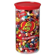 Jelly Belly 3-Lb. Canister - Frontgate