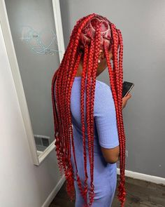 Girly Hairstyles, Black Girl Braided Hairstyles, Twist Braid Hairstyles, Black Girl Braids, Black Women Hairstyles, Weave Hairstyles, Cool Braids, Braids With Weave, Hair Ponytail Styles