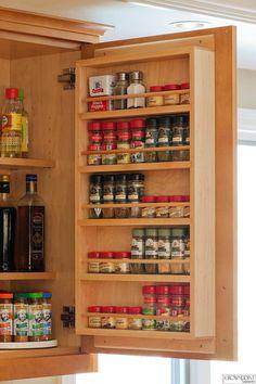 Best 10 Smart Small Kitchen Design Ideas Normally, the kitchen i. Best 10 Smart Small Kitchen Design Ideas Normally, the kitchen is situated in the rear part of your Best Kitchen Cabinets, Kitchen Redo, Kitchen Pantry, Smart Kitchen, Awesome Kitchen, Kitchen Small, Cheap Kitchen, Messy Kitchen, Pantry Closet