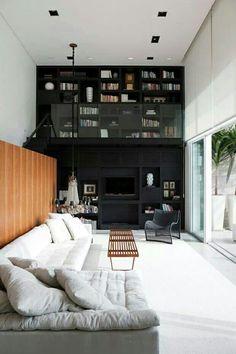 Duplex, modern