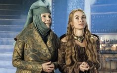 Image result for queen of thorns game of thrones