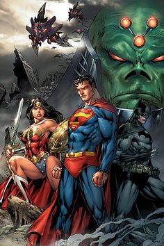 DC Universe Online Legends #2, includes art by Adriana Melo