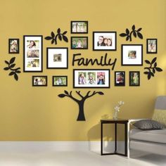 Family Tree Display Ideas | The WHOot