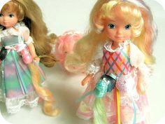 Lady Lovelylocks dolls