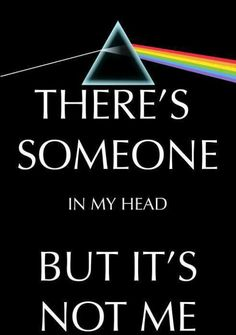 Pink Floyd Brain Damage, THIS IS MY FAVORITE FUCKING SONG OK.