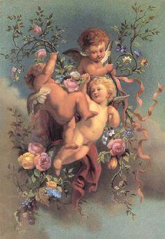 Angel Antiques   Sweet Vintage Angels