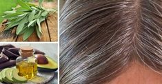 Causes and Natural Remedies for Gray Hair Grey Hair Remedies, Natural Remedies, Causes Of White Hair, Beauty Secrets, Beauty Hacks, Diy Beauté, Salt And Pepper Hair, Step By Step Hairstyles, The Beauty Department