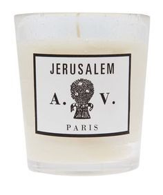 Jerusalem Scented Candle