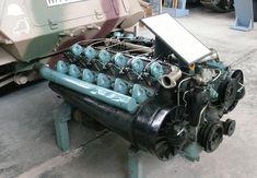 All sizes | Dieselmotor Tatra 103 engine 1 | Flickr - Photo Sharing! Motor Engine, Electric Motor, Big Trucks, Concept Cars, Engineering, History, Cool Stuff, Amazing, Gears