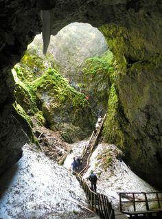 Scarisoara Cave, Apuseni Nature Park - Romania