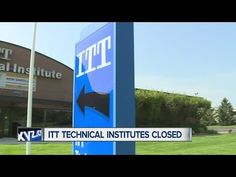 ITT Tech shuts down - YouTube