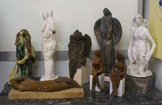 Skulpturen - Atelierquici- Shop