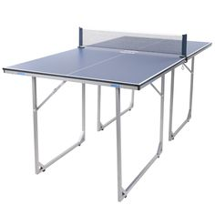 Amazon.com : JOOLA Midsize Table Tennis Table : Ping Pong Table : Sports & Outdoors