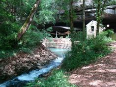 3. Lost River Cave State Park