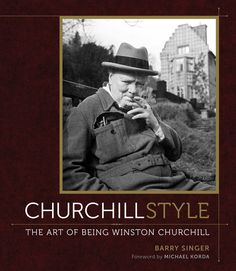 Churchill Style author Barry Singer talks about the making of his new book and his all Winston Churchill bookstore in New York City, Chartwell Booksellers