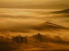 Wulan Butong Grassland, Mongolia
